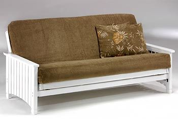 This is a great futon for a sun room.