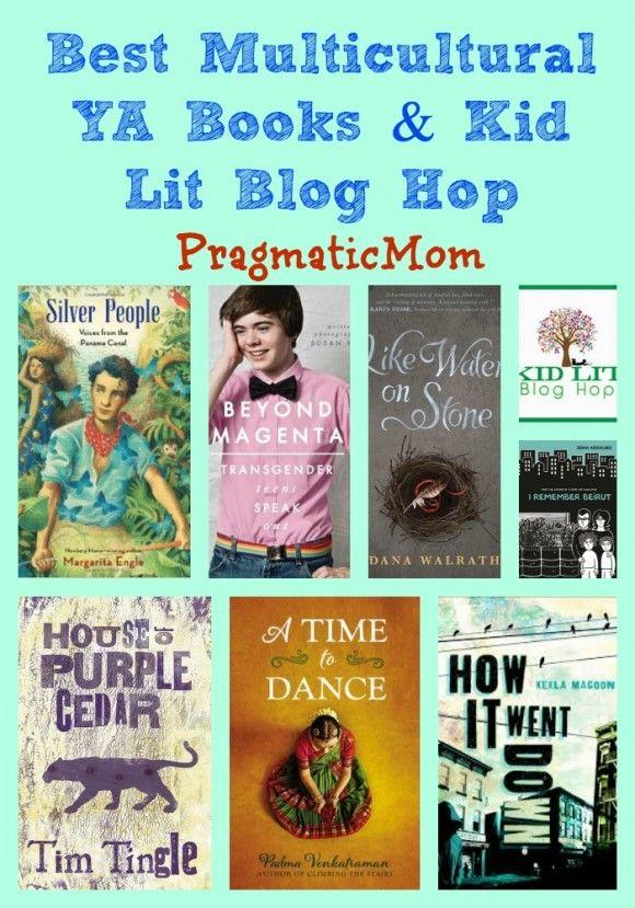 Best Multicultural YA Books & Kid Lit Blog Hop :: PragmaticMom