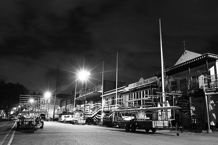 Putney Riverside at Night