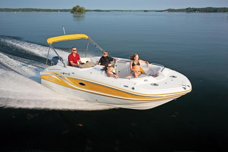 Hurricane Deck Boat for sale Pekin Illinois Watkins Marine