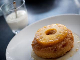 Renversé ananas et sirop d'érable #dessert