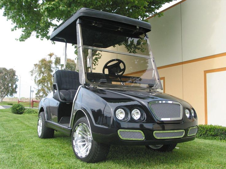 17 best images about golf cart on pinterest models for How much is the mercedes benz golf cart