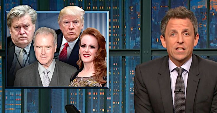 Seth Meyers Breaks Down How 'Puppet' Trump Is Indebted To Billionaire Donors   HuffPost