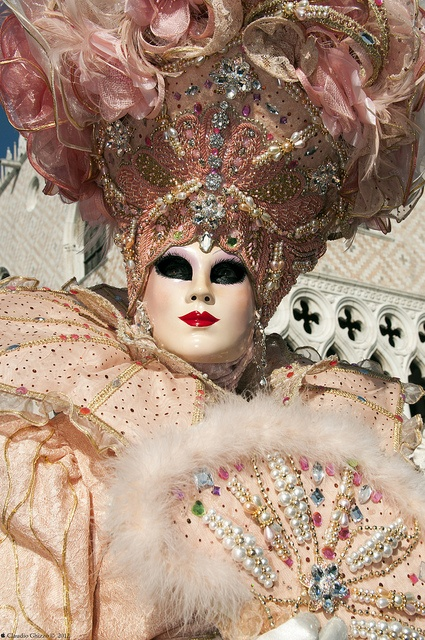 Carnevale di Venezia 2013/2013 Venice's Carinval by Claudio Ghizzo, via Flickr
