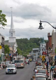 Littleton NH doesn't get a lot of press, but it's a really beautiful town with lots to do.