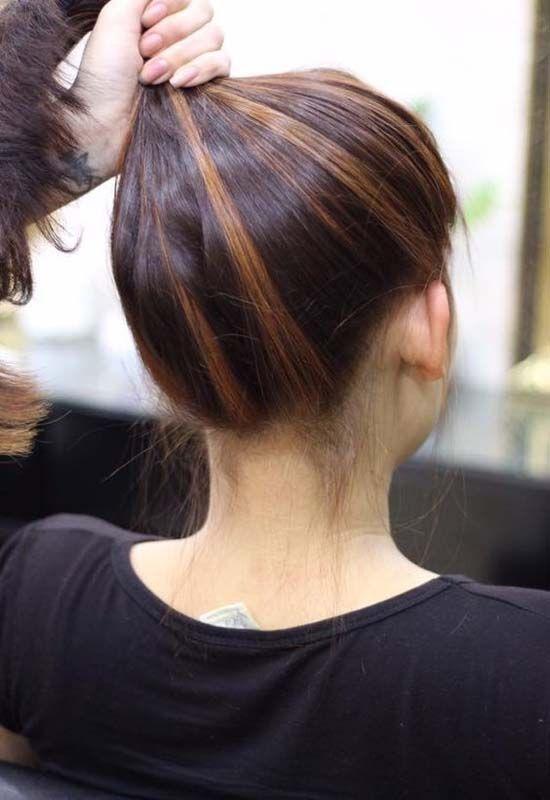 Best Idea Layered Haircuts For Long Hair Hair Streaks Medium Hair Color Hair Color Streaks