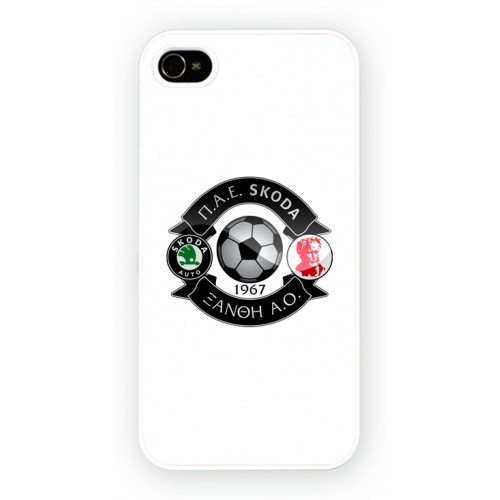 Xanthi FC iPhone Case