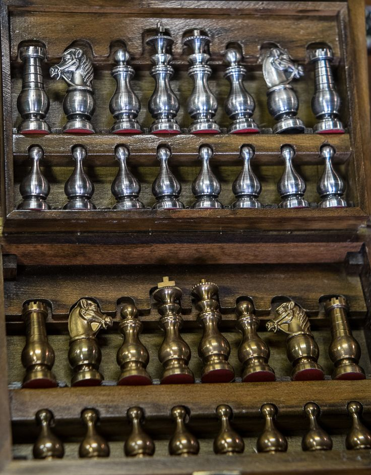 projects ideas metal chess pieces. Nice vintage chess set with heavy lacquered metal pieces  in original piano hinge wood box 5432 best Chess sets 1 images on Pinterest games