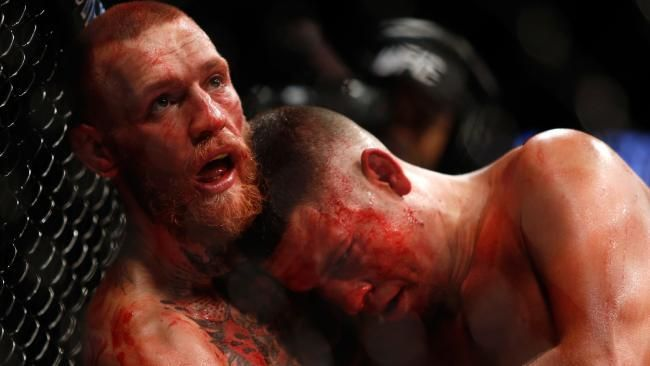Conor McGregor insists it's no chance of happening.  But his past suggests one critical failing for the Floyd Mayweather superfight & UFC rivals smell doom.