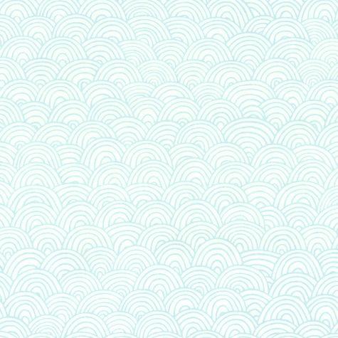 Pip Studio Tapete Shanghai Bows perlmutt/blau