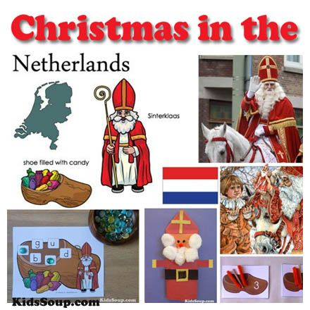 Prettige Kerstfeest (Merry Christmas)! Another way to say Merry Christmas in Dutch is Vrolijk Kerstfeest. Sinterklaas activities, crafts, rhymes and free coloring pages and more