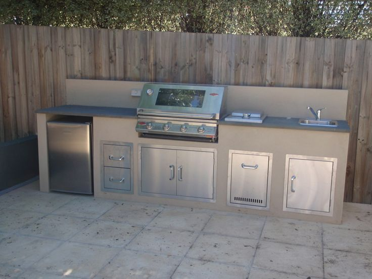 Build it in - Beefeater Signature 3000 Series Built in BBQ with Beefeater Built in Stainless Steel Components - Built-in BBQ Gallery | BBQ's & Outdoor