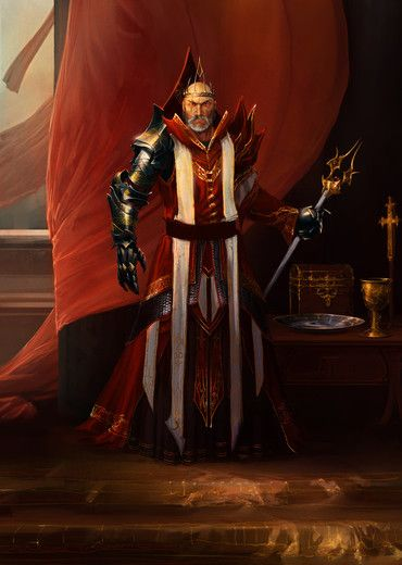 Divinity: Original Sin 2 - Divine Bishop