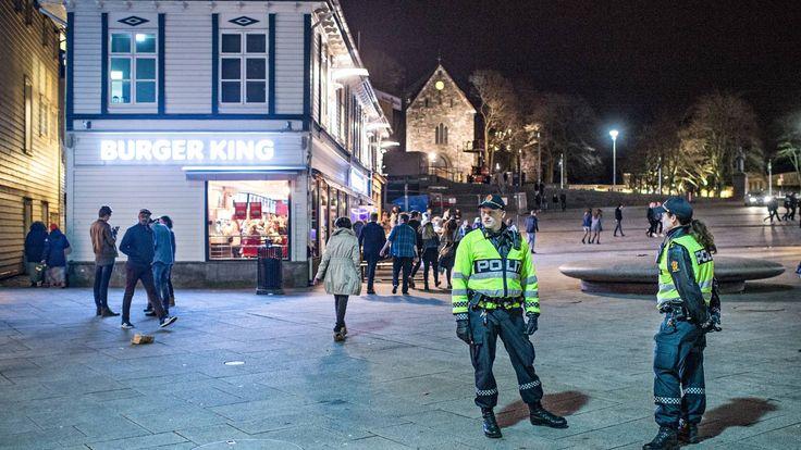 Travel natt for politiet - Aftenbladet.no