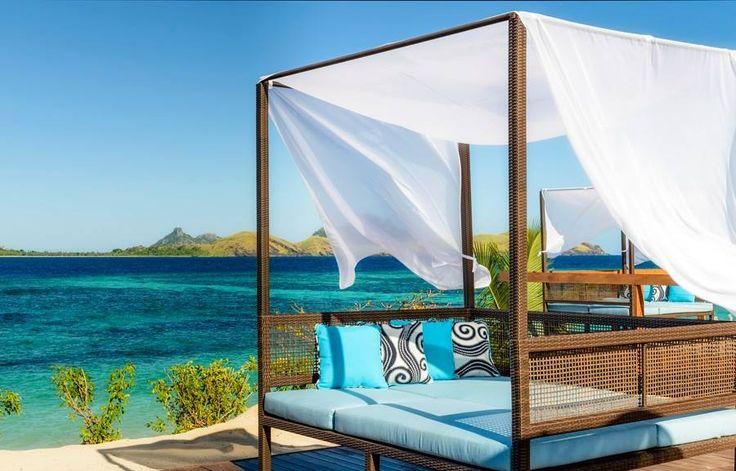 Cabana by the sea