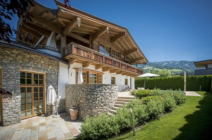Chalet sun valley hochwertige architektur im for Design hotel stubaital