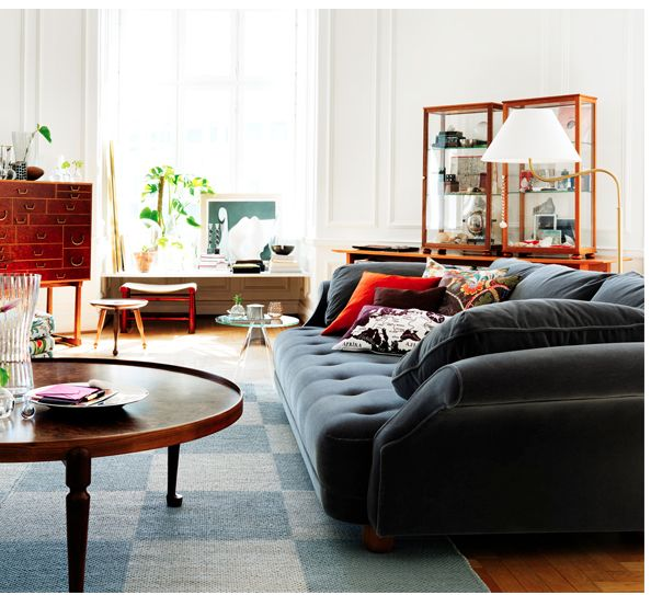 23 best sofas images on Pinterest Deep sofa, Sofas and Home - deep couches living room
