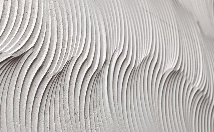 Marble/Stone claddings for interiors - Crine | Lithos Design