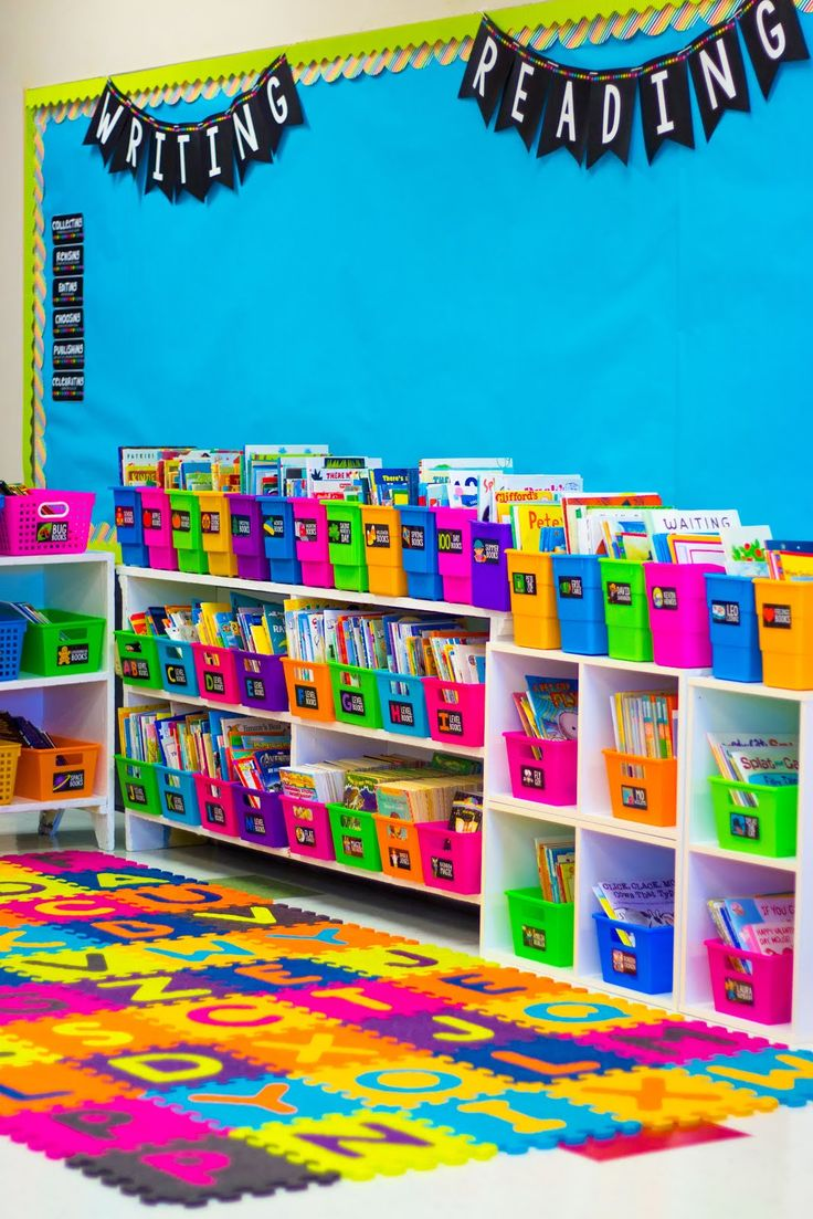 It's that time of year again! While school is out, teachers are busy thinking up a classroom of their dreams for a fresh start come Septembe...