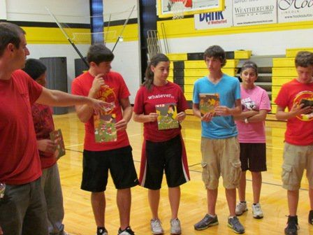 Small Group Team Builders 36
