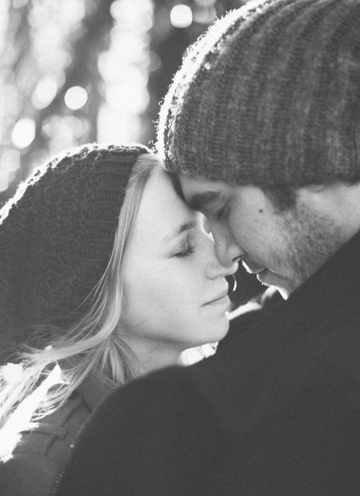 Love Shoot | Winter or Fall Engagement | Photography