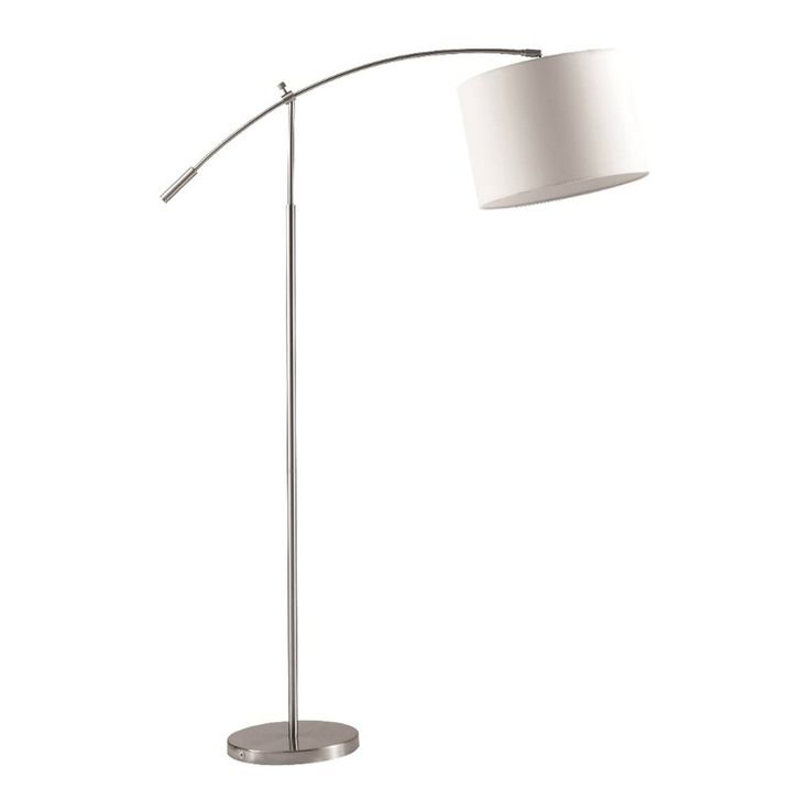 fine mod imports fmi9242 elbow arch floor lamp atg stores - Arched Floor Lamp