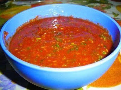 Шустрый повар.: Любимый соус к шашлыку