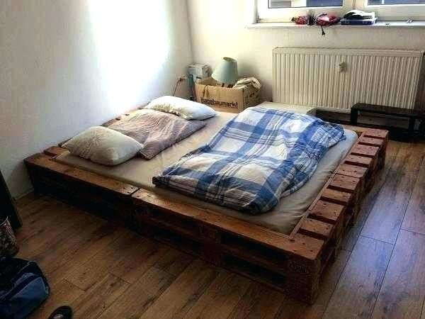50 Unique Bett Aus Europaletten 180 200 Images In 2020 Wooden House Decoration Home Decor Decor