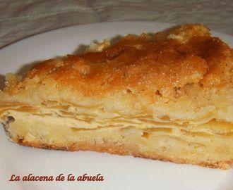 TORTA MÁGICA DE LA HERMANA BERNARDA