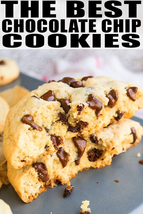 Giant Chocolate Chip Cookie Recipe From Scratch