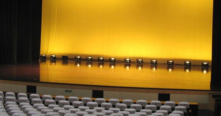 Cómo construir una pantalla de telón de fondo de retroproyección. Las pantallas de retroproyección están hechas de una tela semitransparente que permite a los espectadores frente a la pantalla ver imágenes proyectadas hacia la parte posterior de ésta. Las pantallas de retroproyección son populares en las instalaciones de teatro en casa porque permiten que el proyector y los componentes estén ocultos detrás del ...