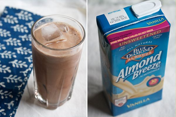 Almond Milk for Mocha Choco Loco