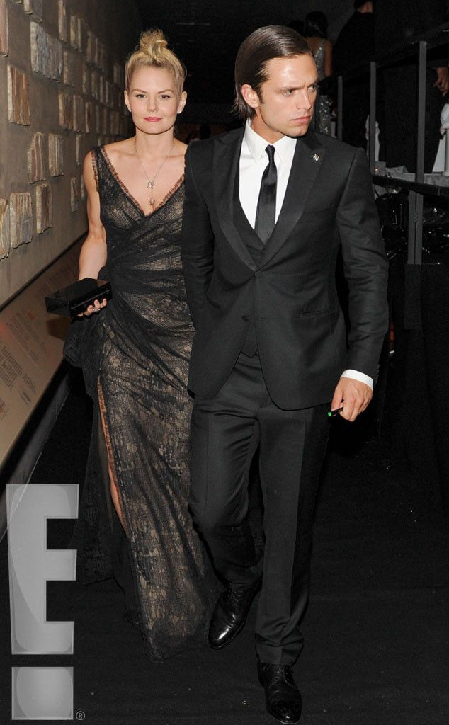 Jennifer Morrison & Sebastian Stan from Famous Friends at ...
