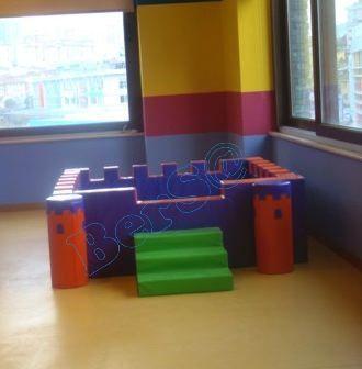 BKK 0408 Büyük Kale Oyun Havuzu - Great Castle PlayPool