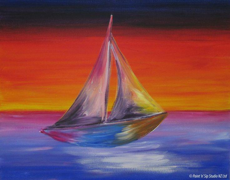 Sailin' Away