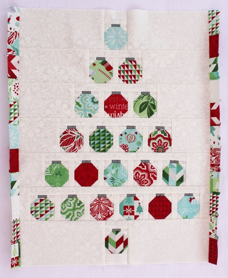 367 best christmas quilts images on Pinterest | Deck : christmas quilting projects - Adamdwight.com