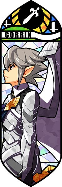 The HQ Version of this comes free when you purchase either male of female Corrin. Please go to their pages You can find other panels here: Male:      Female:&nbs...