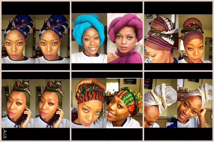 A variety of head wrap demos with a Diana Ross bonus Follow my hair IG for more styles: HAIRBYDXLYN My personal IG: DXLYN My Vlog channel: https://youtu.be/6...