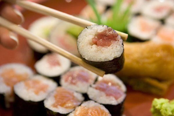 Ausgezeichnet mit einem Gastro Award gehört das Izumi zu den besten Sushi Bars der Stadt.