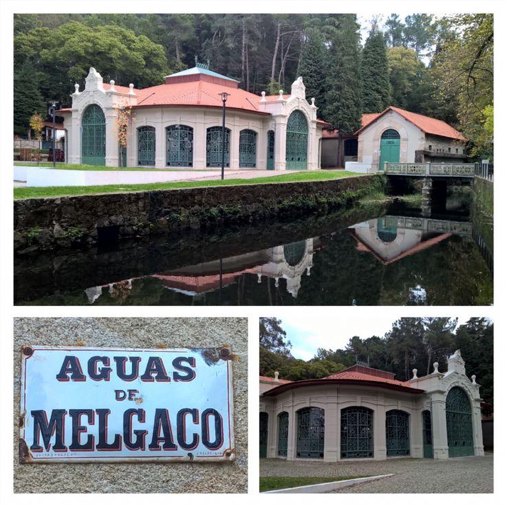 Termas de Peso, Melgaço an amazing spa and baths. #portugal #melgaco #minho