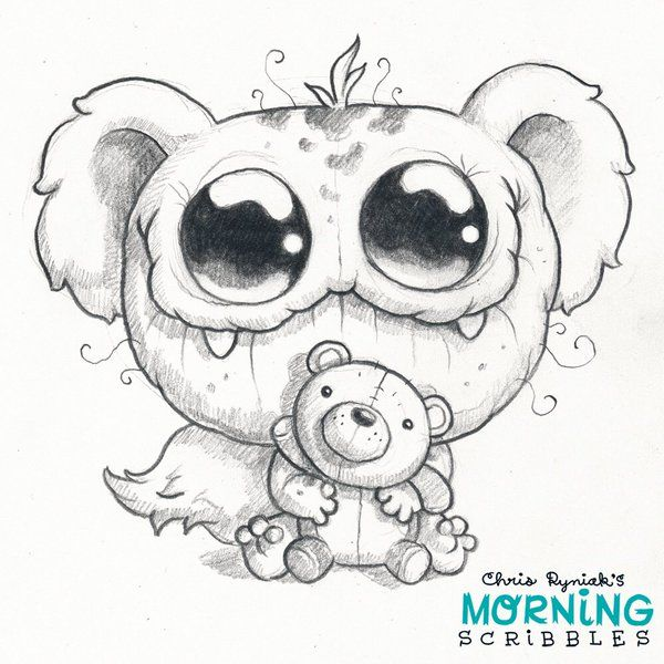 Scribble Monster Drawing : Best images about morning scribbles on pinterest
