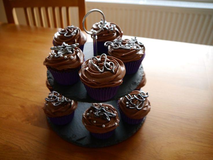 Goodbye! Chocolate cupcakes