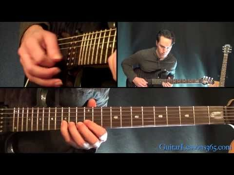 Cum On Feel The Noize Guitar Lesson - Quiet Riot - YouTube