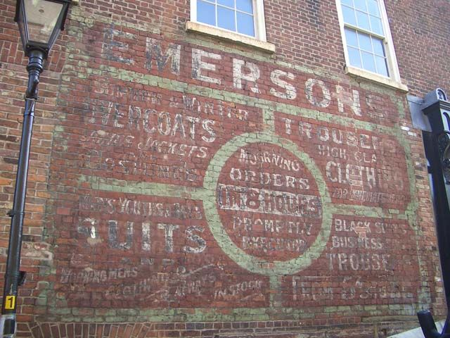 Emersons: Stockport, UK