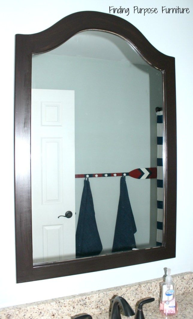 More Updates: Creating a Kid Friendly Bathroom - Finding Purpose Furniture