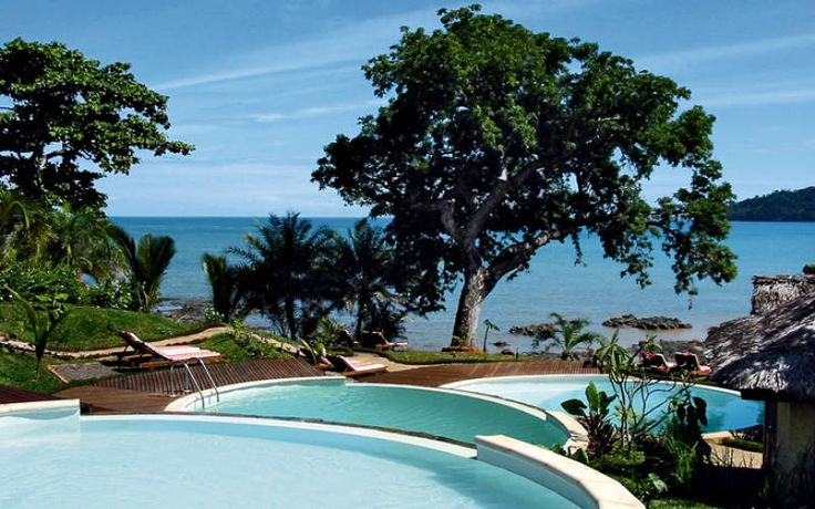 Book Vanila Hotel & Spa, Nosy Be, a luxury hotel in Madagascar. Kuoni is the most awarded luxury travel operator in the UK.