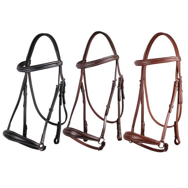 Bestel nu deze #hoofdstel voor uw paard #pony en shetlander bij MiniHorseShop. Alles voor #paard #minipaarden #shetlanders