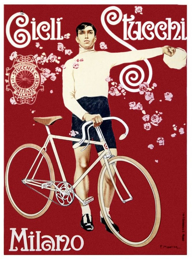 Biciclette Stucchi, 1902 (Gian Emilio Malerba)