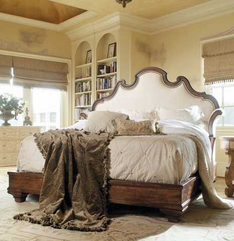 ron fiore century furniture. century furniture caperana platform bed ron fiore c