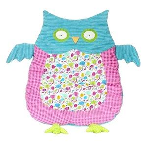 Girl Owl Nap Mat